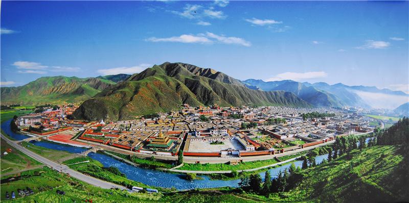 拉卜楞寺——国家AAAA级旅游景区