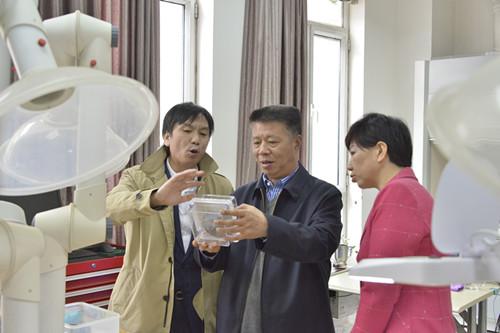 高志凌厅长深入省文物局及部分文博单位调研