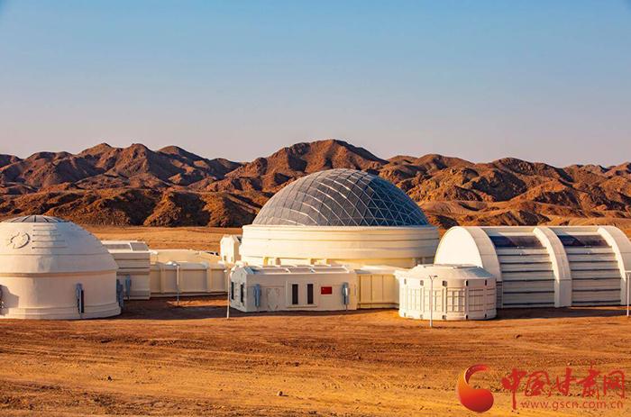 """航天科技与趣味艺术的碰撞 来金昌开启一场""""火星""""之旅(组图)"""