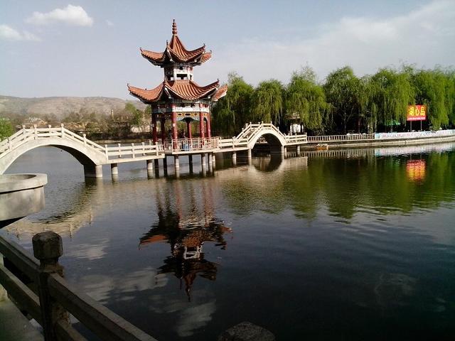甘肃临洮:依托四张文化名片 积极发展文化旅游产业