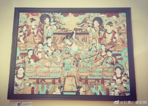 """关注第十五届深圳文博会│南国鹏城邂逅""""洋味敦煌"""""""