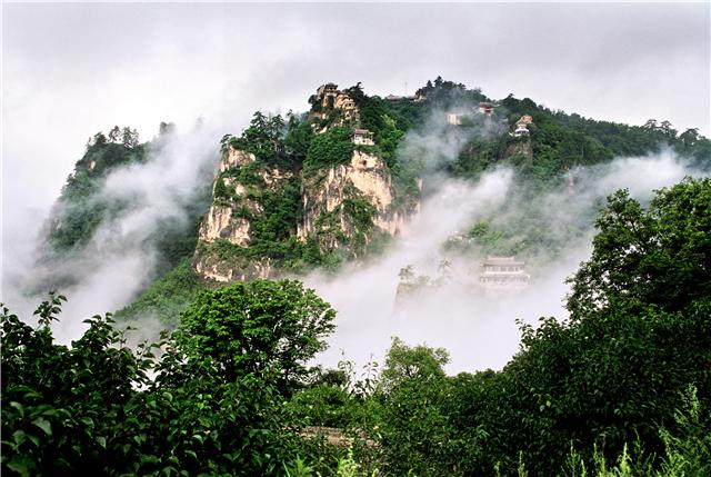 避暑寻根自驾旅游畅享甘肃陇东南文化旅游圈