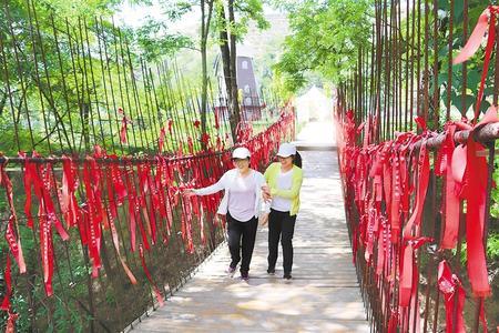 """黄土塬上的""""美丽经济"""" ——西峰区推进乡村旅游发展见闻"""