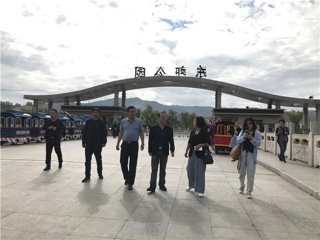 甘肃省文化和旅游厅检查临夏州文化旅游市场安全生产工作