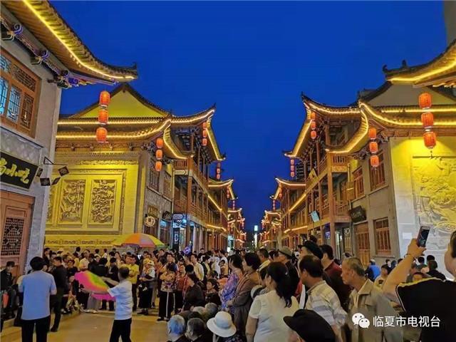 临夏州国庆假期共接待游客113.13万人次实现旅游综合收入5.67亿元