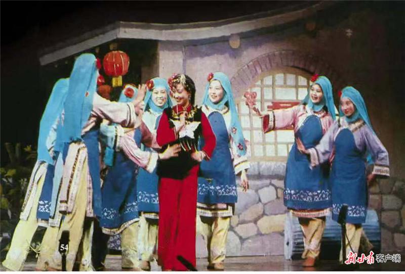 丰富多彩的活动 甘肃省歌剧院喜迎80华诞