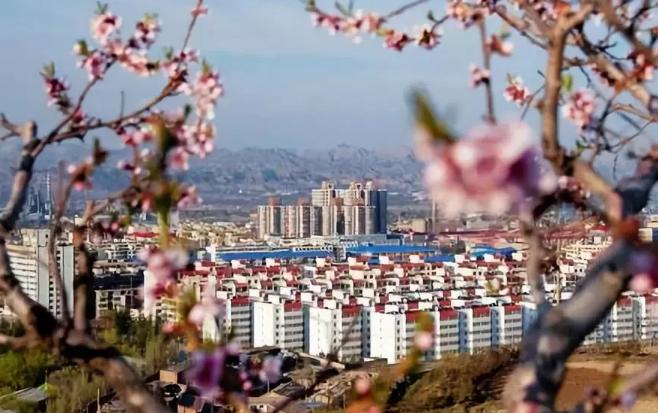 黄河之滨也很美   金城西固 山水多奇貌 古镇新视觉