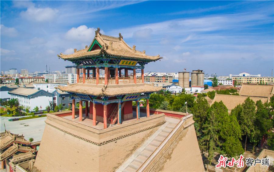"""""""丝路之旅""""成为甘肃文旅产业增长新动力"""