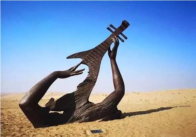 沙海绿洲·绿洲碧海——大美民勤欢迎您