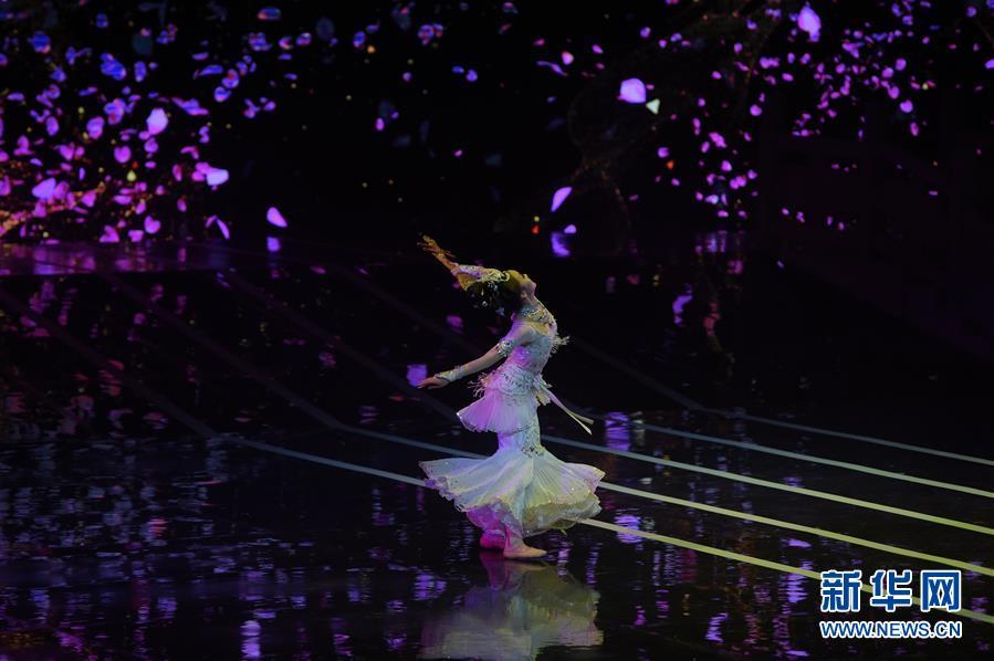 (文化)(4)甘肃纪念经典舞剧《丝路花雨》创演40周年
