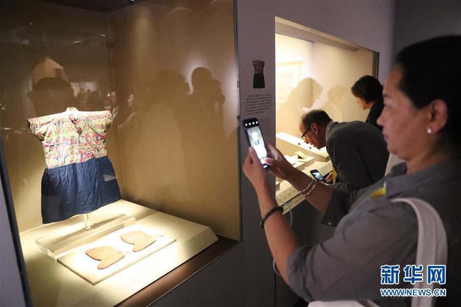 #(文化)(2)吐蕃艺术珍品大展在敦煌举办