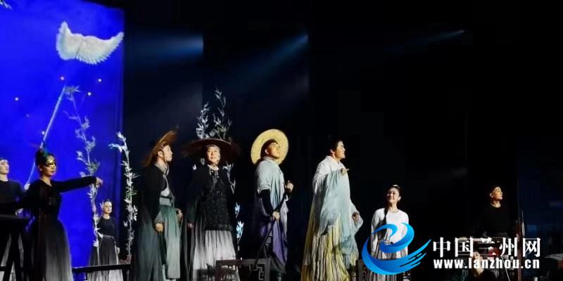 大型历史话剧《此心光明》兰州站巡演 再现王阳明传奇一生
