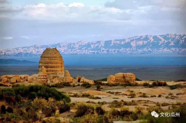 瓜州锁阳城塔尔寺遗址考古发掘正式启动