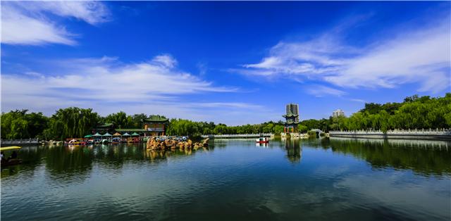 金川区:坚持生态优先 促进业态融合——甘肃省创新推动省级全域旅游示范区建设系列报道之二