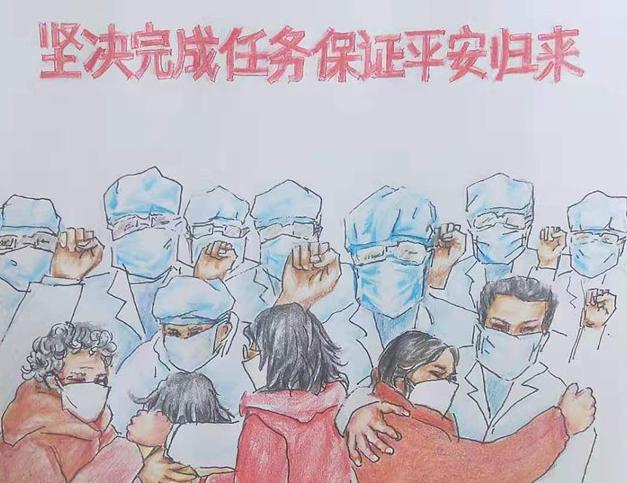 """【艺术战""""疫""""】甘肃文旅•张掖︰漫画"""