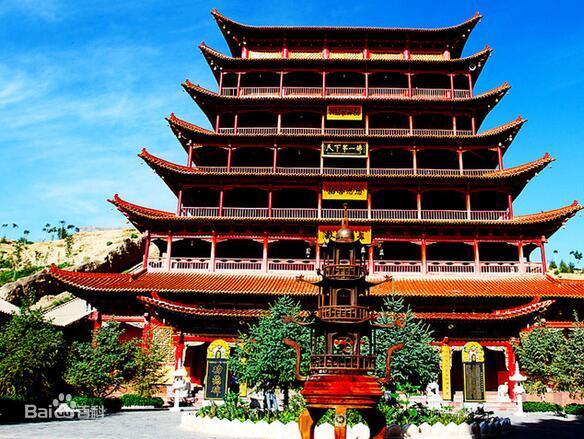 张掖山丹大佛寺景区免费开放至4月30日