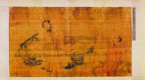 """【博之美物】藏在故宫博物院里的""""崆峒问道""""画作"""