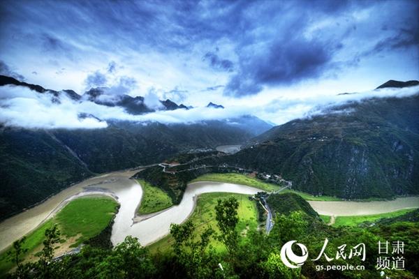 甘肃文县:打造文旅强县 建设最美藏乡