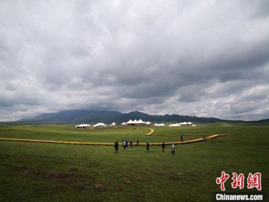 甘南藏区守