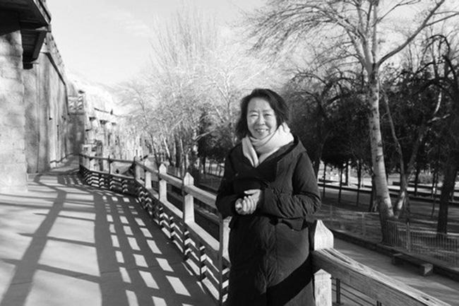 李萍:我的生命和莫高窟融在一起