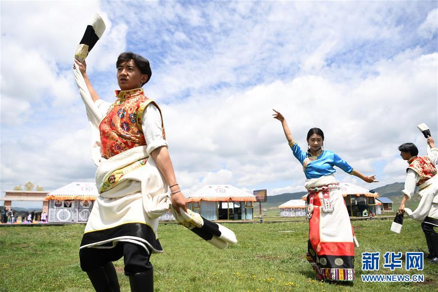 (图文互动)(7)全域旅游助推甘南藏区绿色发展