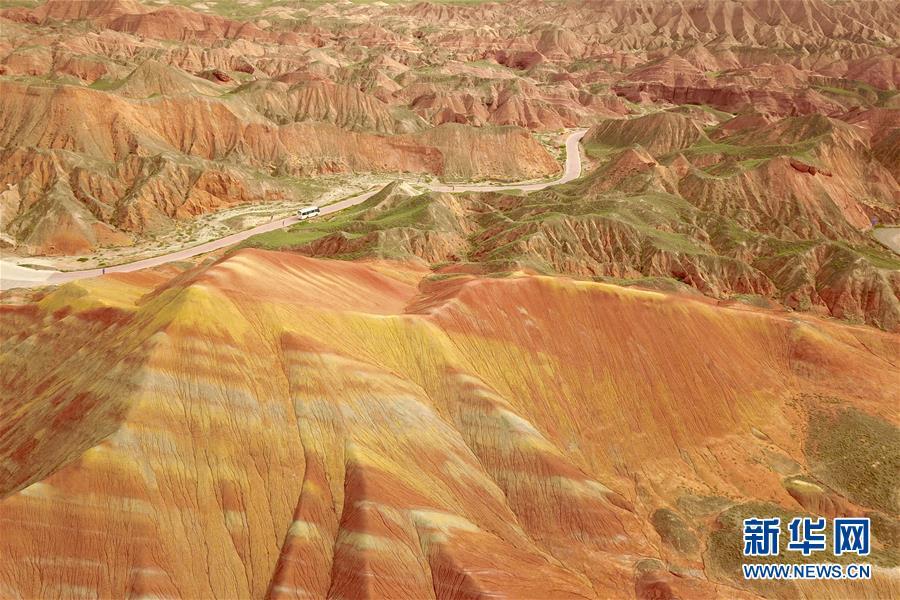 (美丽中国)(2)醉美甘肃张掖世界地质公园