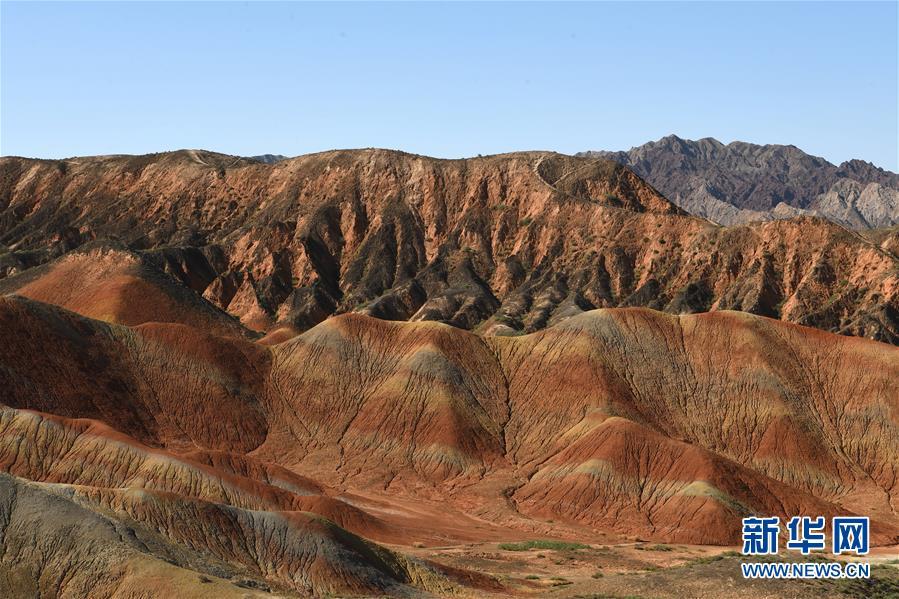 (美丽中国)(7)醉美甘肃张掖世界地质公园