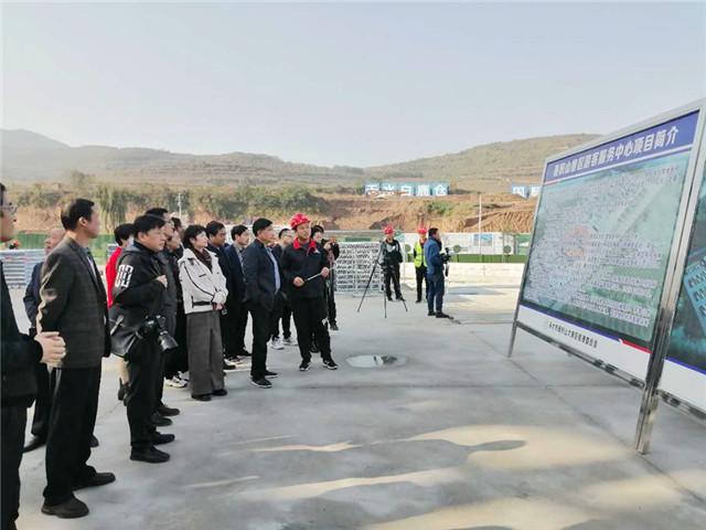 陇南市考察团赴天水市考察文化旅游项目