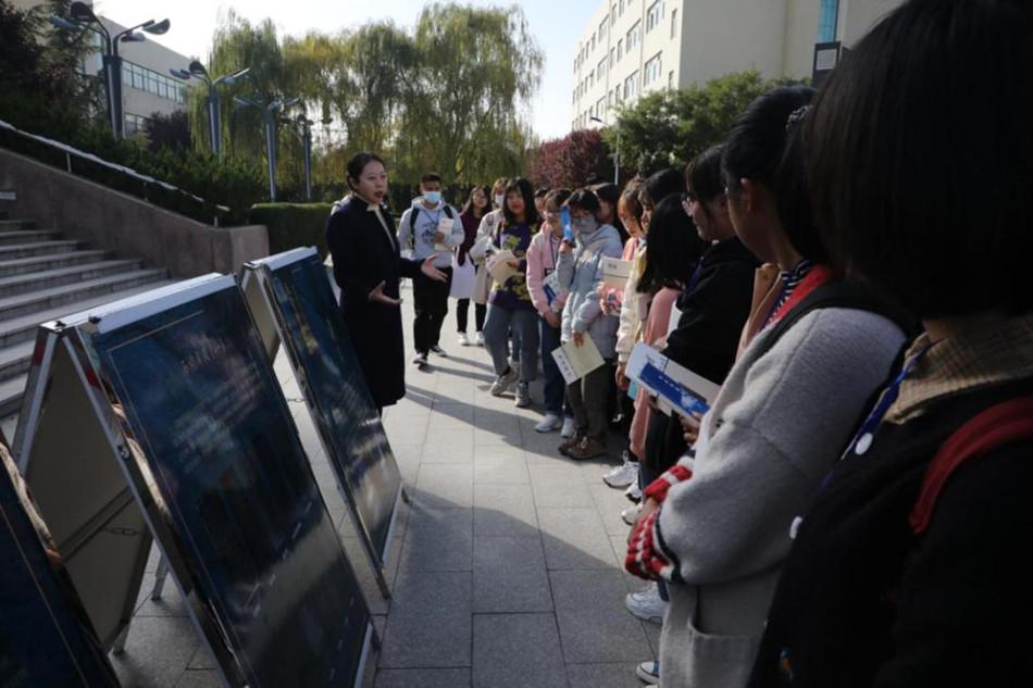 天水市博物馆开展流动展览系列活动