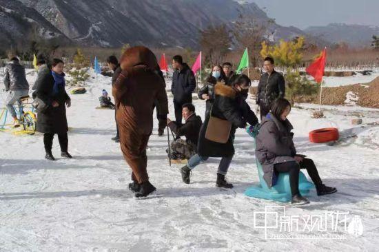 定西漳县冰雪体育文化旅游节开幕 系列活动邀客觅冬趣