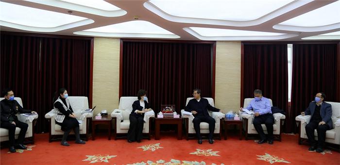 """甘肃省文旅厅与《国家宝藏》栏目运营商对接洽谈""""一会一节""""合作事宜"""
