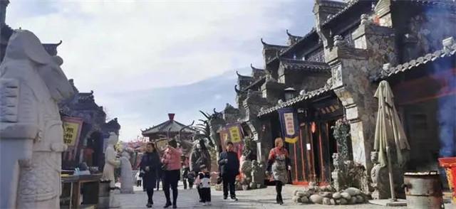庆阳市春节假期旅游市场迅速回暖