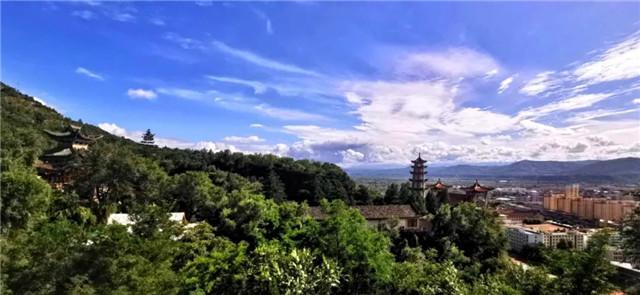 走进临洮岳麓山!感受古今文人风采,领略独特风景魅力