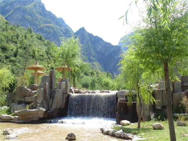 定西漳县:山清水秀生态美