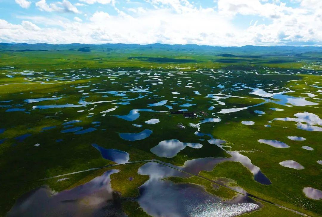 黄河之上是玛曲
