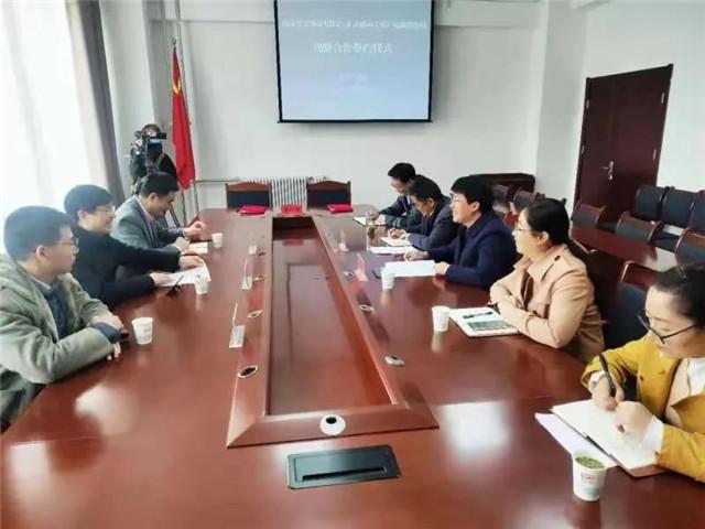 """全力推旅游 """"天马""""找""""途牛""""——武威文旅与南京途牛签署战略合作协议"""