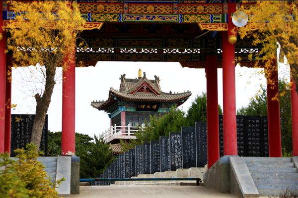 庆阳红色景点巡礼丨东老爷山红军长征纪念园