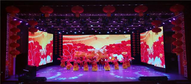 临夏州文化广电和旅游局庆祝中国共产党成立100周年文艺演出《永远跟党走》举行