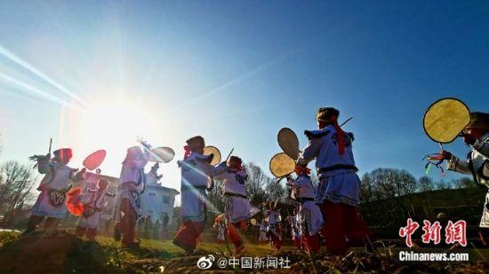 """藏羌古风!甘肃上千年的""""文化年货""""已上线"""