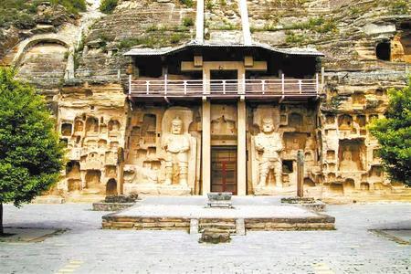 穿越千年的庆阳北石窟寺