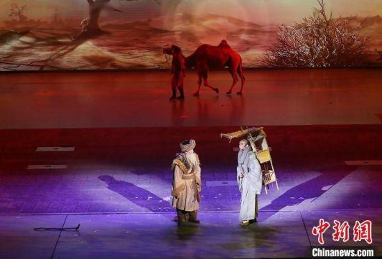 嘉峪关深挖长城故事创边塞史诗剧 引众穿越古丝路
